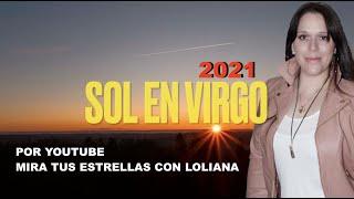 SOL EN VIRGO 2021