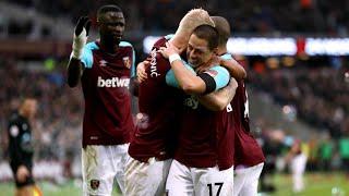 Video Gol Pertandingan West Ham United vs Watford