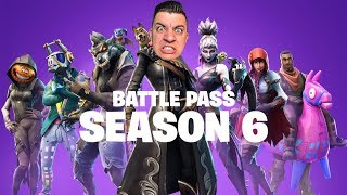 FunHouse Dad Sucks At FORTNITE Season 6