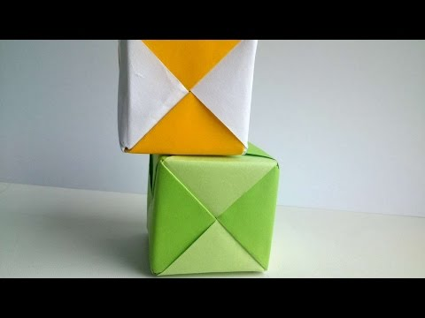 How To Make Paper Blocks - DIY Crafts Tutorial - Guidecentral