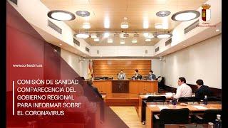 Comisión de Sanidad. [Segundo Período de Sesiones] 05-03-2020