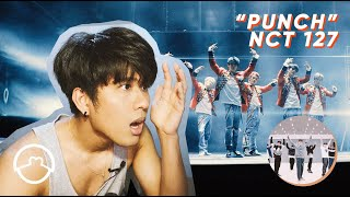 "Performer React to NCT 127 ""Punch"" Dance Practice + MV"