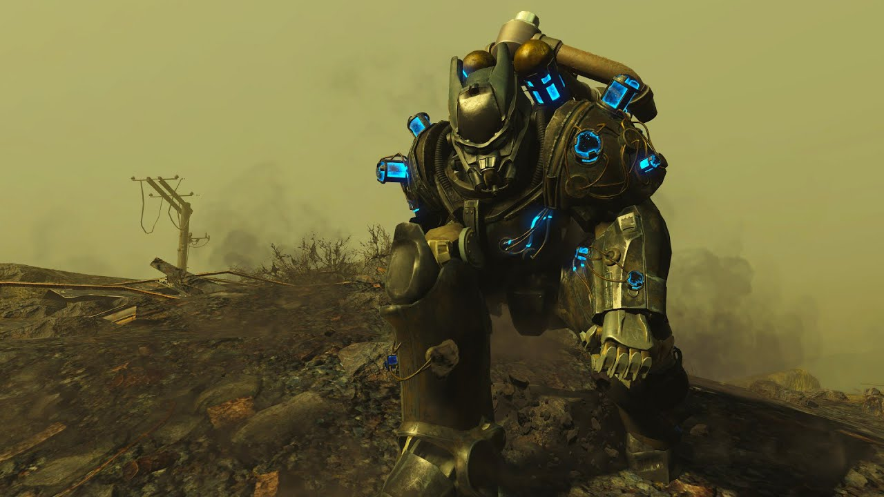 Top 7 Best Power Armor Mods - Fallout 4 (Xbox One/PC/PS4) - YouTube