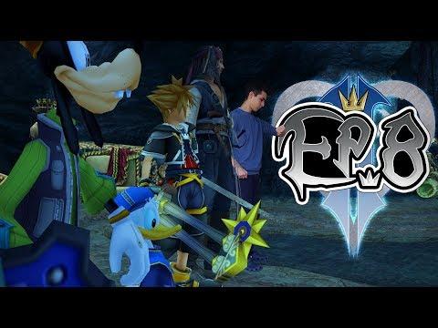Kingdom Hearts 2 ITA - Ep. 8 - Non funziona!