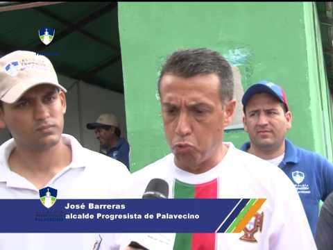 Alcaldia progresista  del municipio palavecino  llevó a cabo un día por tu comunidad