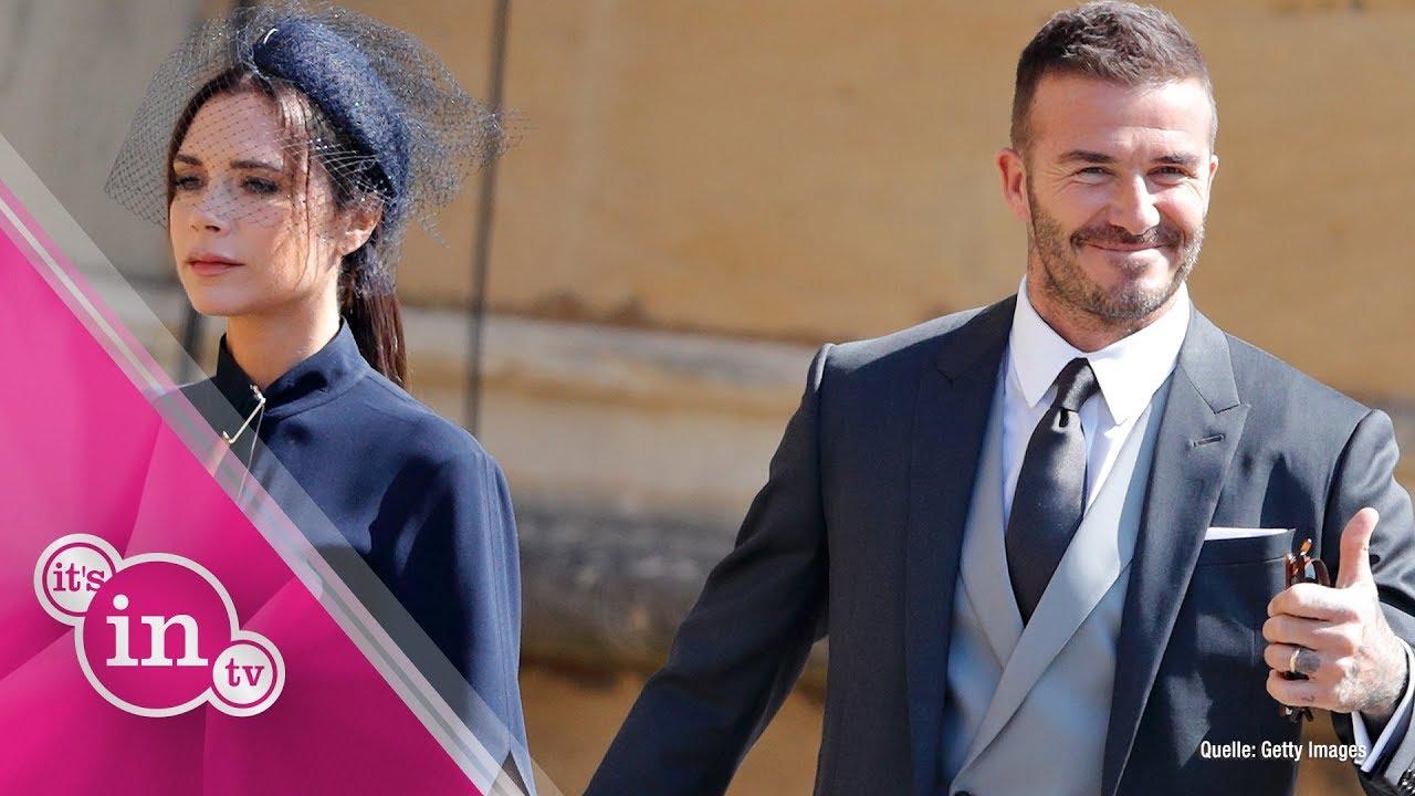 David Victoria Beckham Feiern 19 Hochzeitstag Youtube