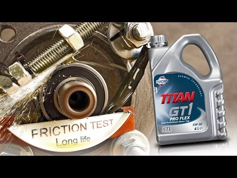 Fuchs Titan GT1 Pro Flex XTL 5W30 How well the engine oil protect the engine?