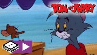 Tom & Jerry | Tipi da spiaggia | Boomerang
