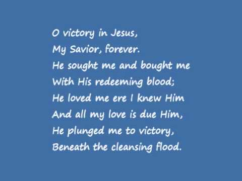 Download Victory In Jesus