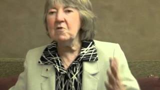 Mary Dyson interview 2010. How I got involved with low level laser / Light Therapy (LLLT) research
