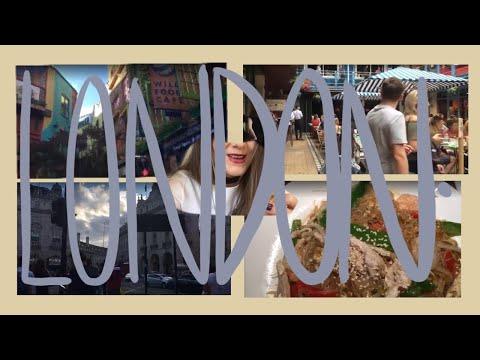 VLOG: UN DÍA CONMIGO POR LONDRES!! Las mejores galletas y pierdo tarjeta! | dodochannel