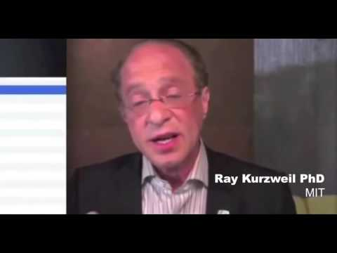 Ray Kurzweil on Solar Energy Exponential Growth
