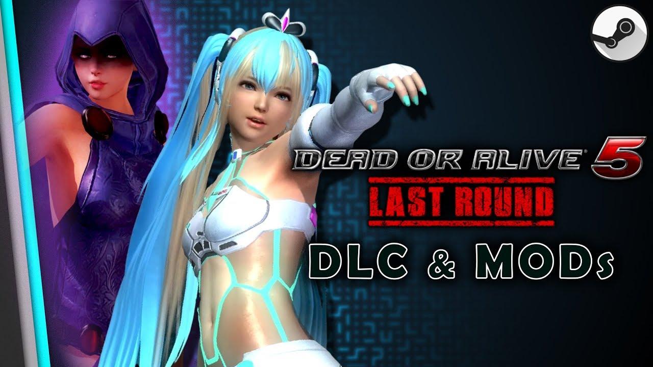 Dead or Alive 5: Last Round // FULL GAME & MODs (v1 10C)