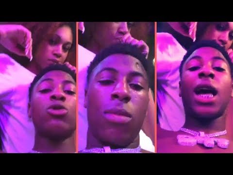 NBA YoungBoy Disses and Goes Off On Rapper Over Mixtape Release Says