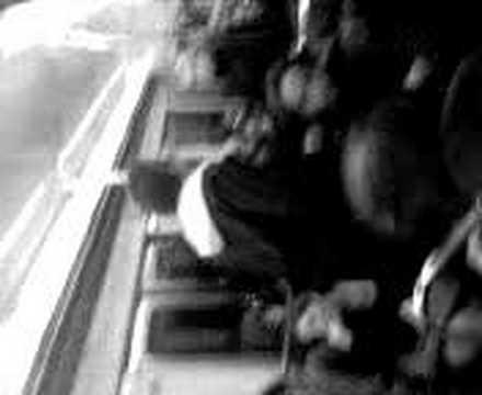 Zacharie dans le metro