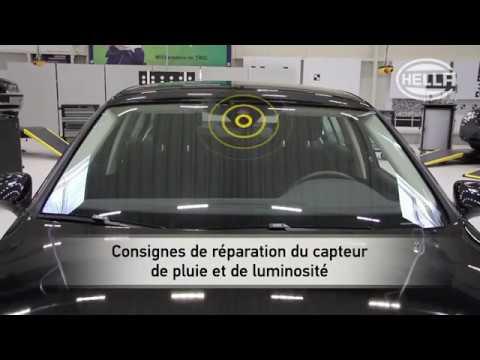 A3//S3 Capteur de pluie Silicone Pad Pour Audi Modèles A3
