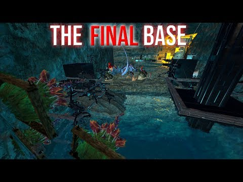 MENS FINAL BASE TOUR And Some Farming  - ARK 3-MAN PVP SERVERS - ARK SURVIVAL EVOLVED #6