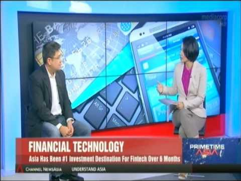 Robin Loh, Chief Digital Officer of Allianz Asia Pacific, on trends in FinTech.