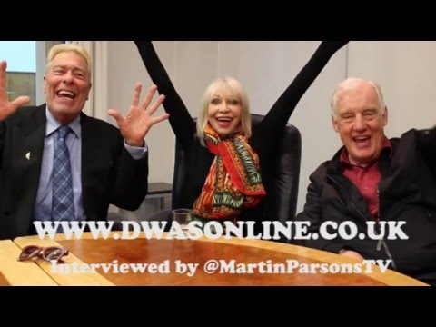 DOCTOR WHO's Richard Franklin, Frazer Hines, John Levene, Katy Manning & Andrew Smith (2016)