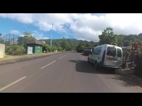 Moorea, French Polynesia - Complete Island Tour 4K (21/08/2016)