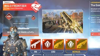 Apex Legends Battle Pass & Octane (Season 1 Rewards!)