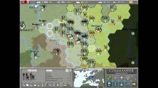 Commander europe at war - GS2.1 mod