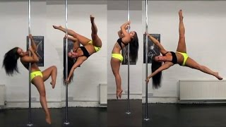 �������� ���� Strength Training & Flippy Tricks: Regaining Lost Power [Aug/Sep 2014, Ecole de Pole] ������