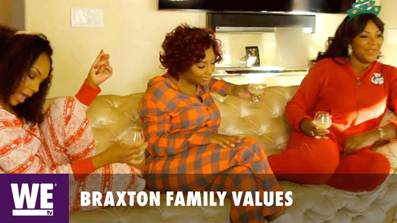 Braxton Family Values | 'Christmas Special' Teaser | WE tv - YouTube