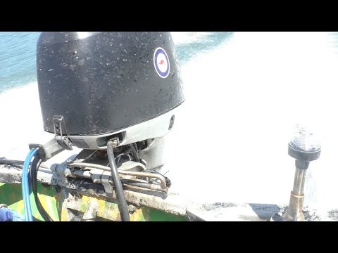 Trimming an outboard - Quick Tip
