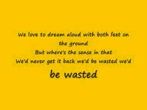 the wanted golden lyrics