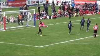 U12 İzmir Cup Final Athletic Club Bilbao PSG 1 Bölüm