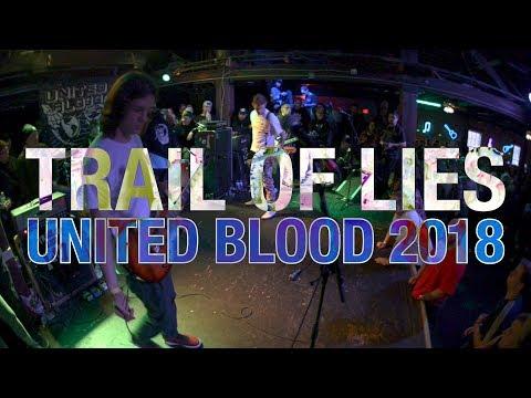 Trail of Lies (Full Set) at United Blood 2018 | Richmond, VA