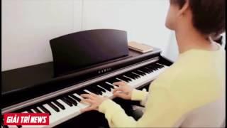 Sơn Tùng M-TP hát tặng Sky bản piano Lạc Trôi sau thành công của MV kỉ lục