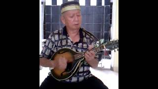 Sing Sing So -  Indonesian Folk song  with Mandolin .....
