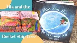 Mia and the Rocket Ship Tree Book Giveaway