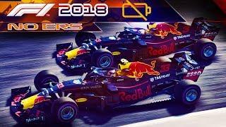 F1 2018 NO ERS CHALLENGE - Power Tracks