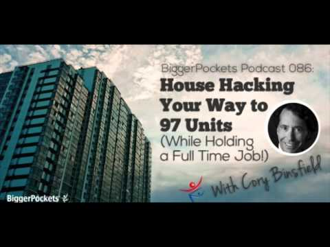 House Hacking Your Way to 97 Units (While Holding a Full Time Job!) | BiggerPockets Podcast 086