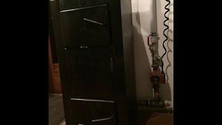 видео Обвязка котла отопления полипропиленом