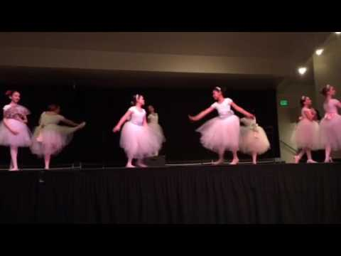 Degas Ballet 2017
