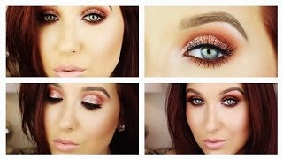 Smokey Summertime Sparkle - Makeup Tutorial Thumbnail