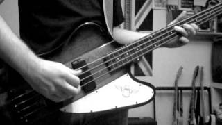 "Motörhead ""Deaf Forever"" Bass Cover"