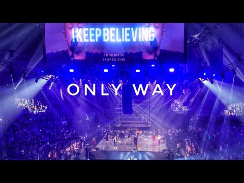 ONLY WAY | Planetshakers Praise Party / Conference 2019 (NEW SONG) Live in Manila