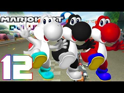 DIE YOSHI PARTY!!! - Mario Kart 8 Deluxe Online Deutsch