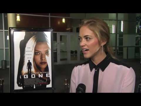 Gone: Premiere Official Red Carpet Interview Emily Wickersham [HD]
