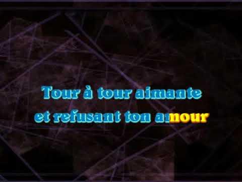 Karaoke Pour mieux t'aimer - Nana Mouskouri