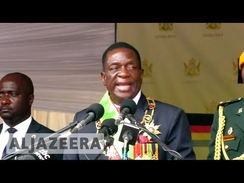 Emmerson Mnangagwa to be sworn in as Zimbabwe president on Friday