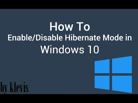 How to hibernate windows 10 solved youtube how to hibernate windows 10 solved ccuart Gallery