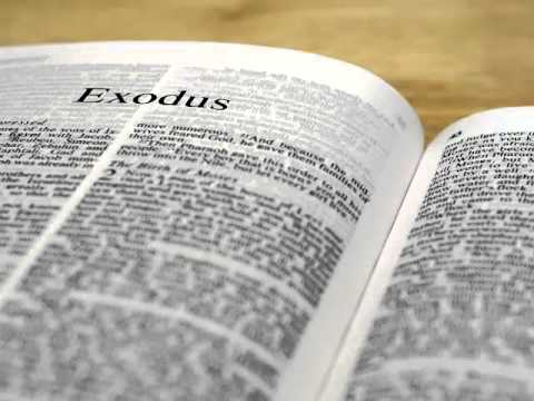 Exodus 20 - New International Version (NIV) Dramatized