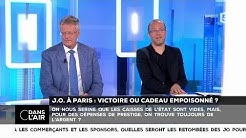 JO à Paris : Victoire ou cadeau empoisonné ? - Les questions SMS #cdanslair 01.08.2017