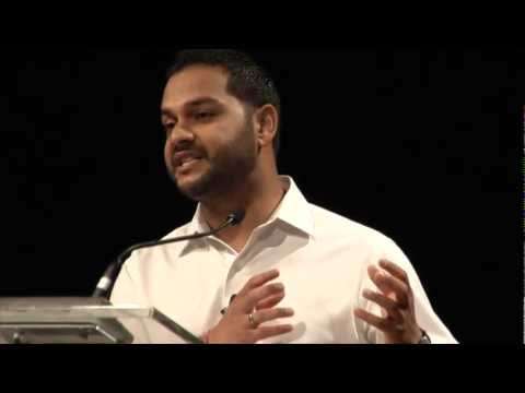 Freedom: Connecting citizens to state, citizen and idea: Shuvaloy Majumdar at TEDxWinnipeg
